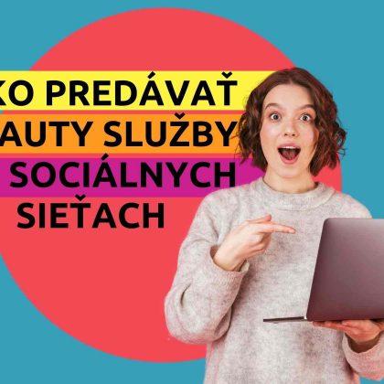 Ako predávať služby na sociálnych sieťach