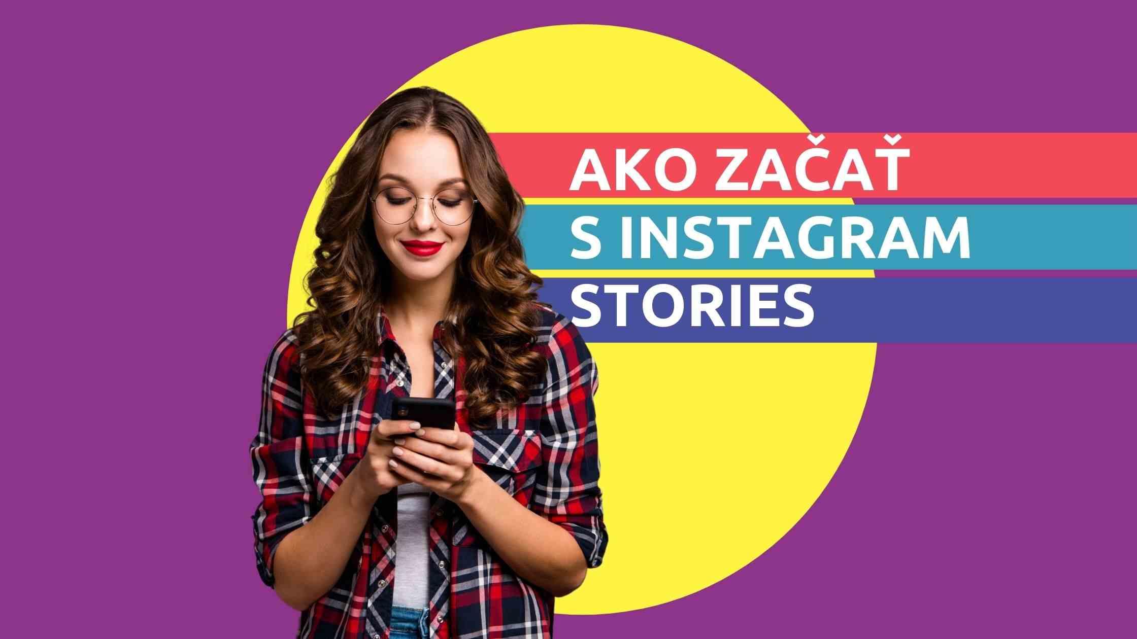 Ako začať s Instagram stories - Marketing pre salóny