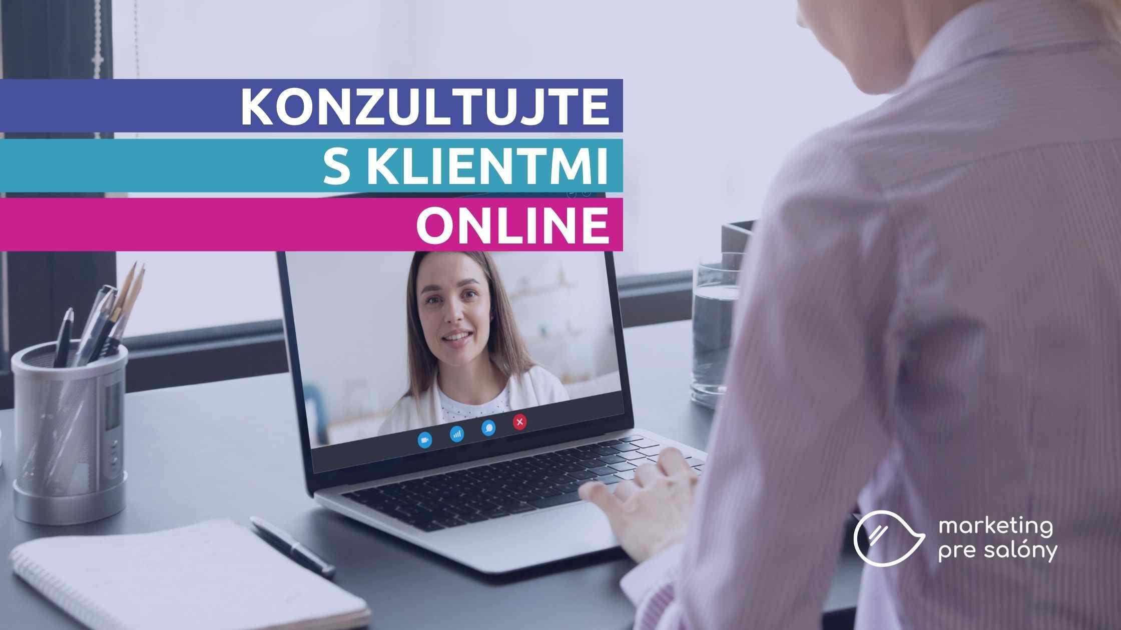 Môžete sa spojiť so svojimi klientami online