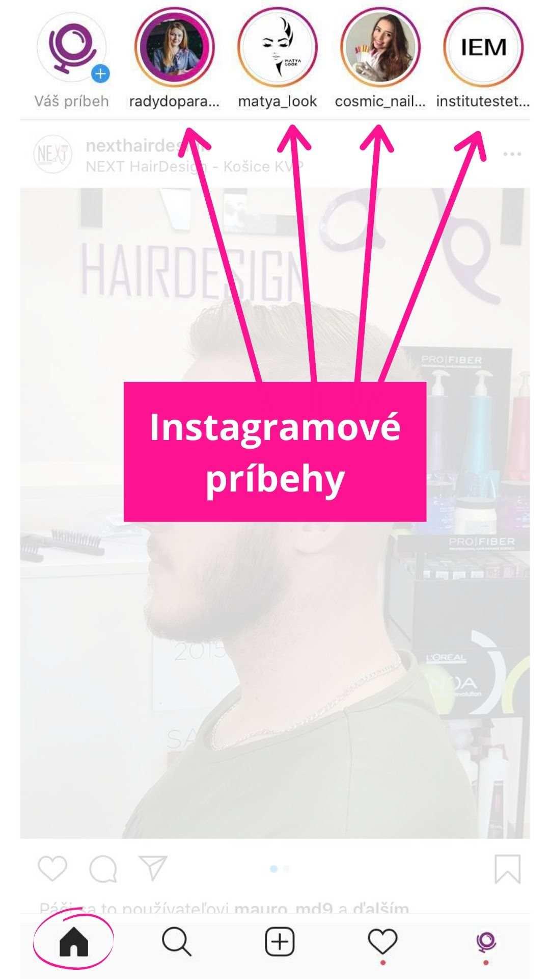 Základné pojmy Instagramu - Instagram Stories