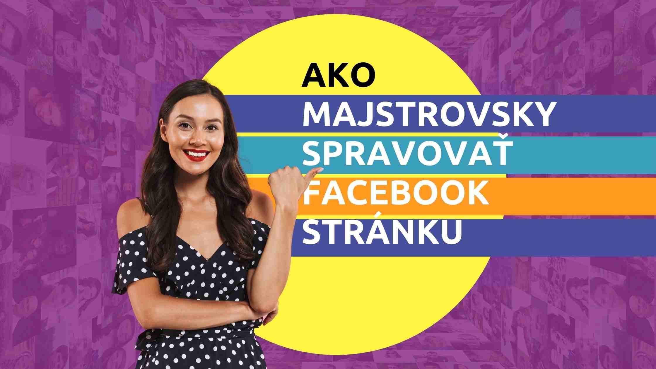 Článok na Marketing pre salóny - Ako majstrovsky zvládnuť facebook stránku