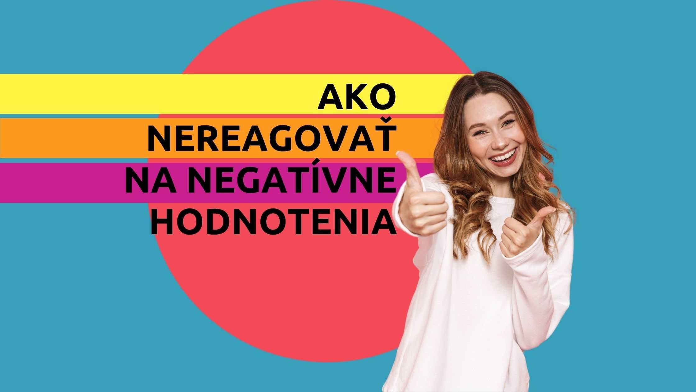 Článok na Marketing pre salóny - Ako (ne)reagovať na negatívne hodnotenia