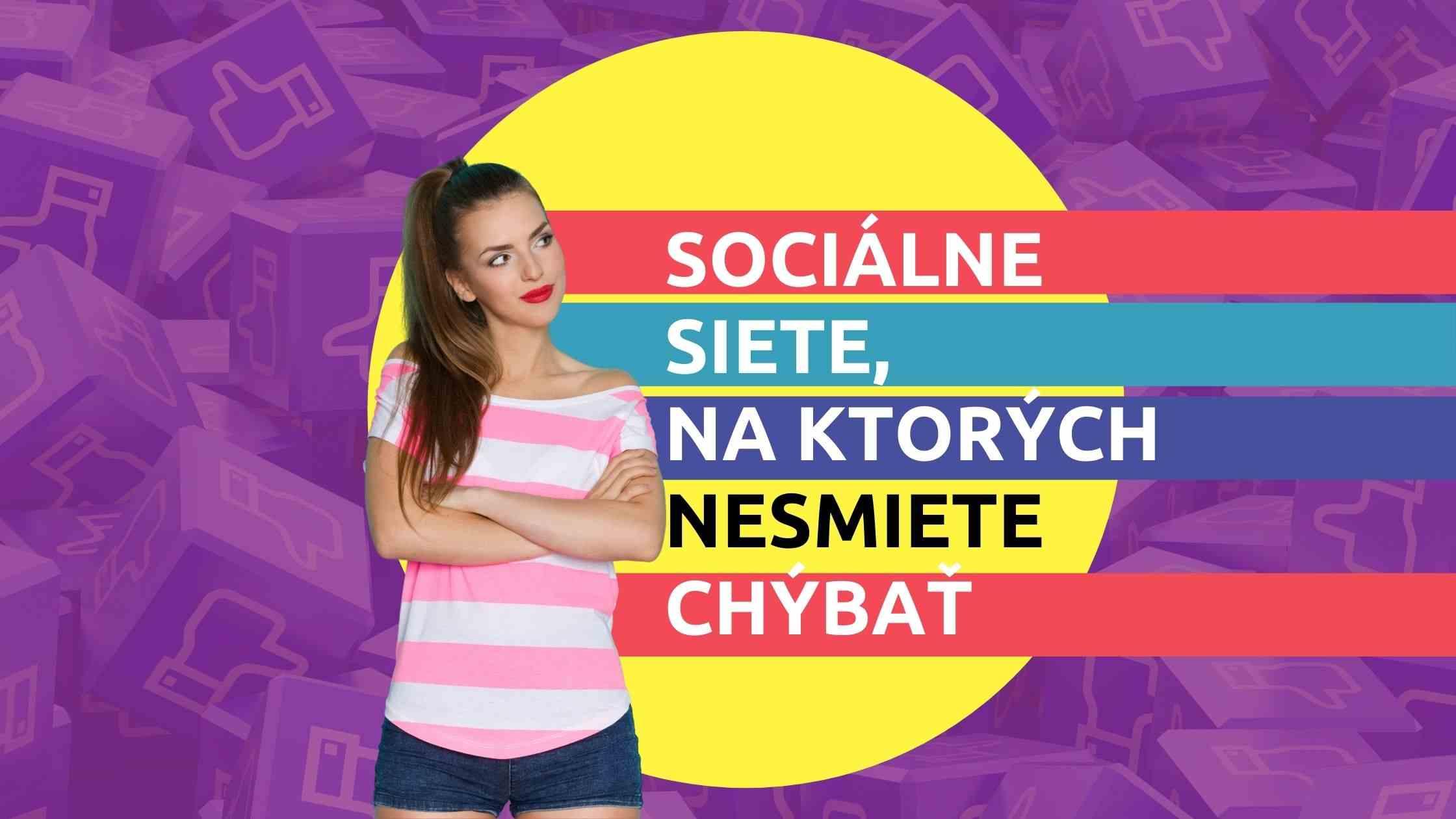 Článok na Marketing pre salóny - Sociálne siete, na ktorých nesmiete chýbať