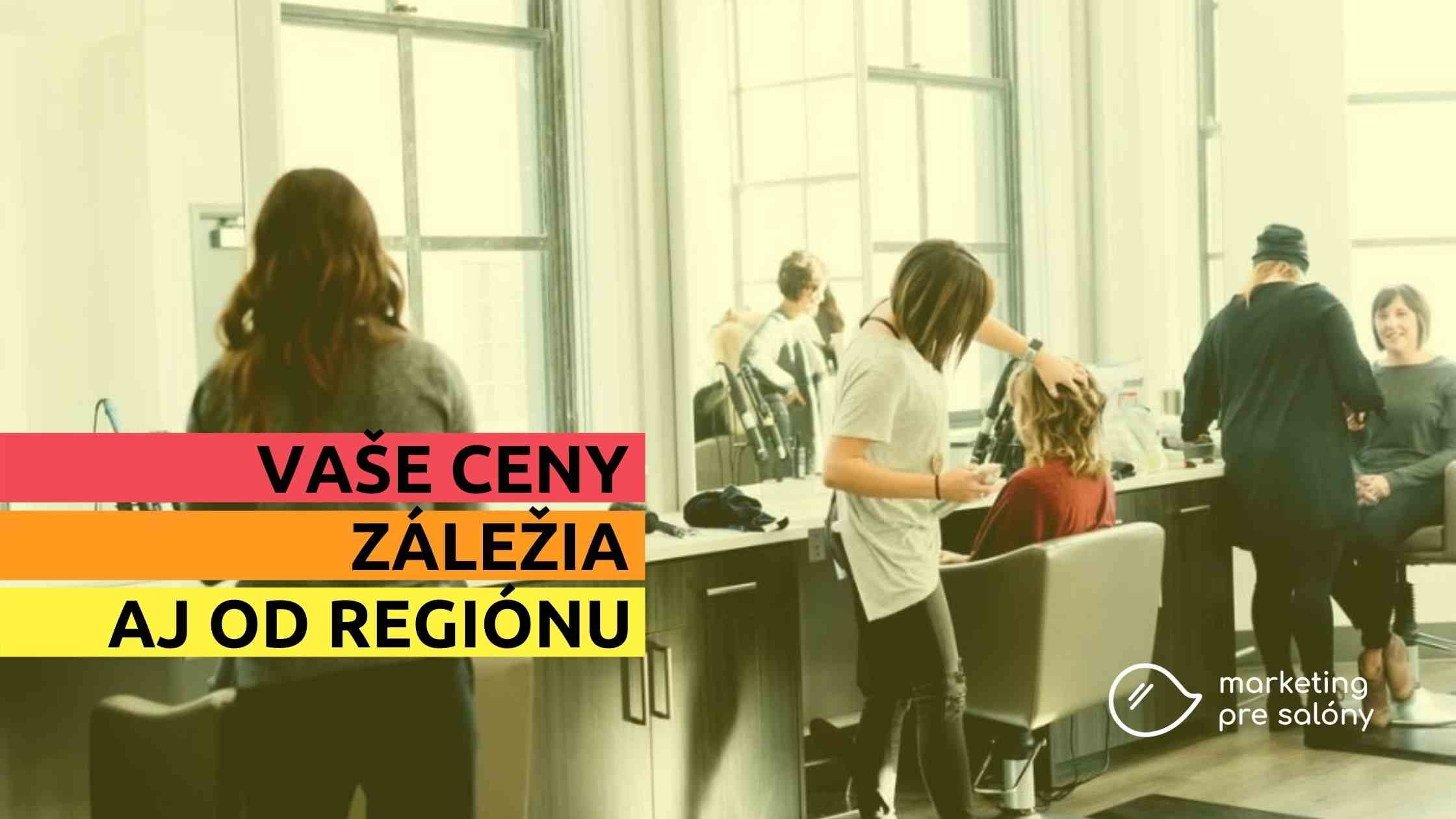 Ceny za beauty služby sa líšia v závislosti od regiónu